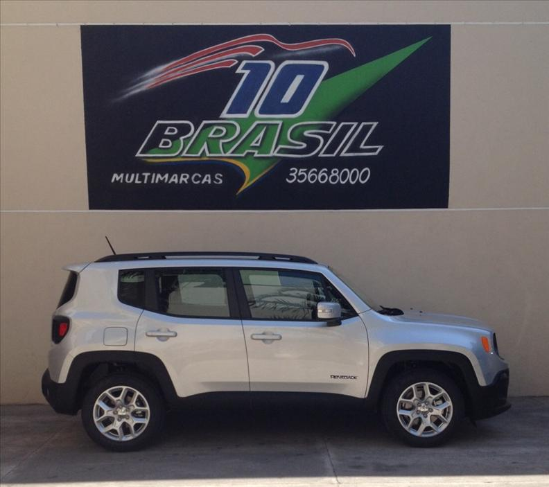 JEEP RENEGADE 1.8 16V Longitude 2021/2021