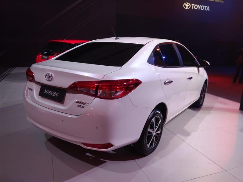 TOYOTA YARIS 1.5 16V Sedan XLS Connect 2020/2021
