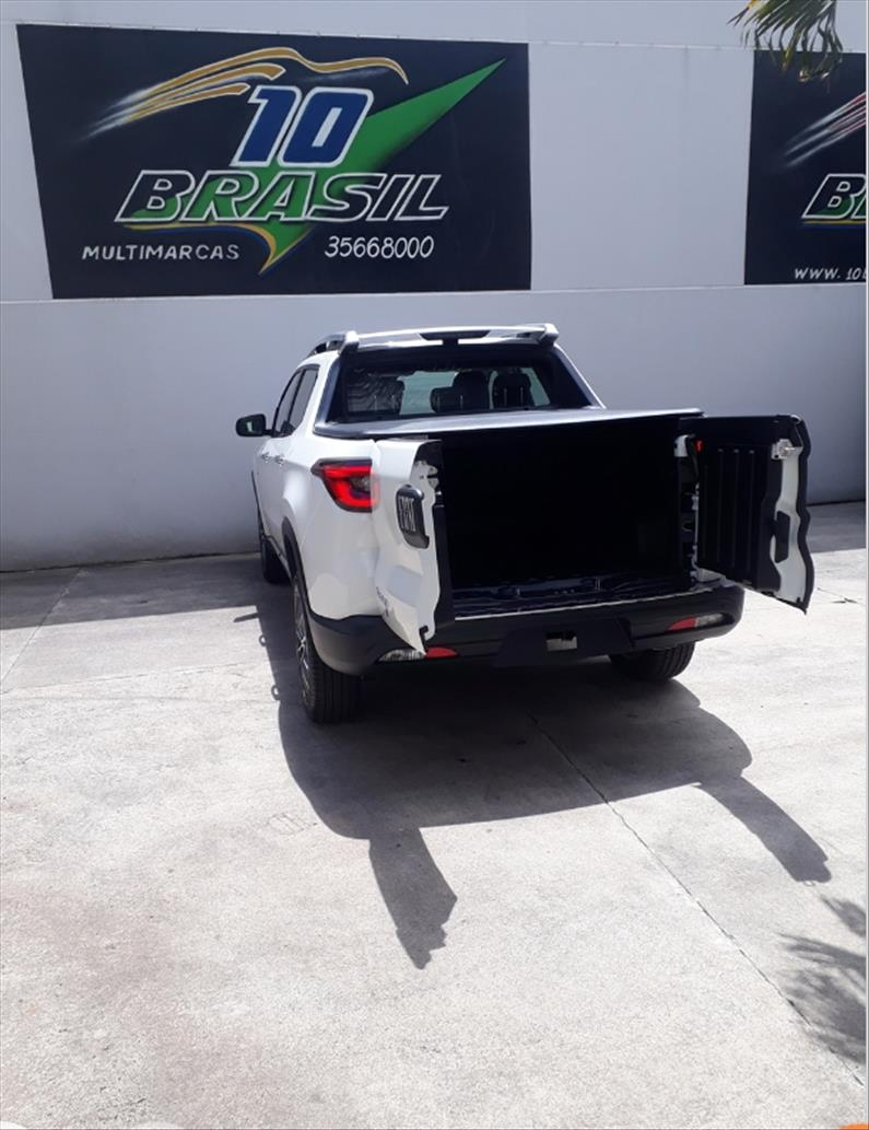 FIAT TORO 2.0 16V Turbo Volcano 4WD 2021/2021