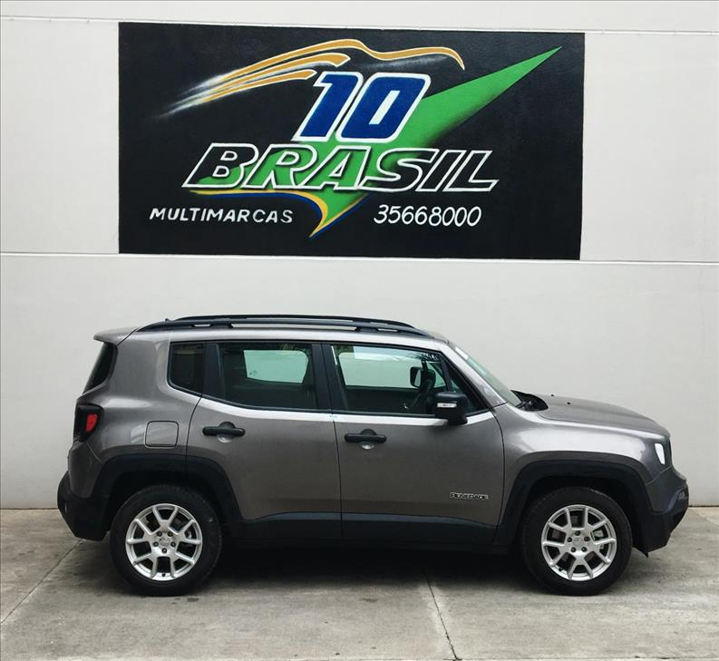 JEEP RENEGADE 1.8 16V Sport 2021/2021