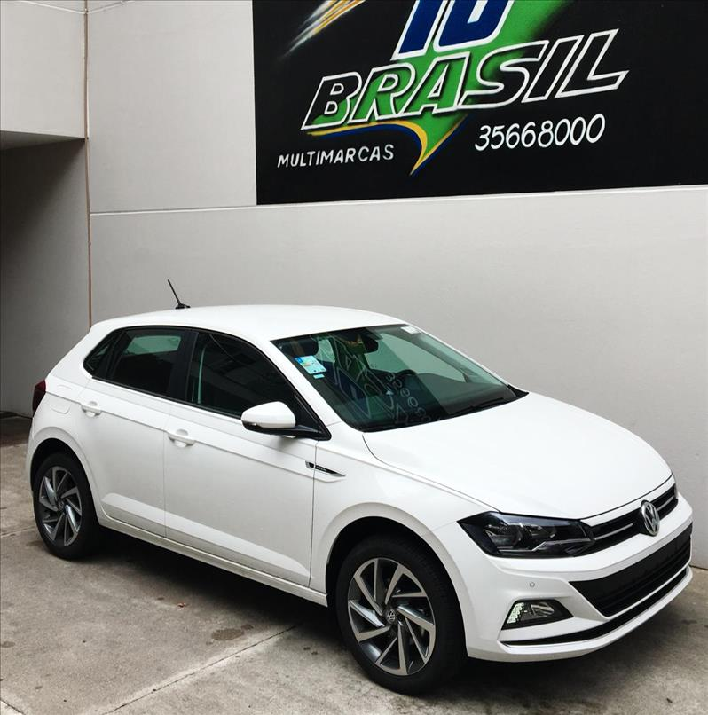 VOLKSWAGEN POLO 1.0 200 TSI Highline 2020/2021