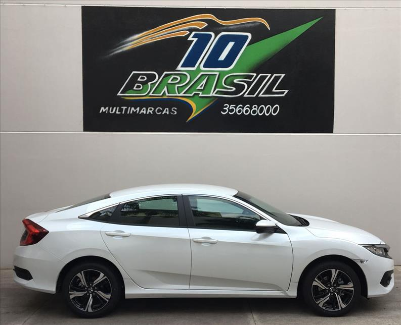 HONDA CIVIC 2.0 16vone LX 2021/2021