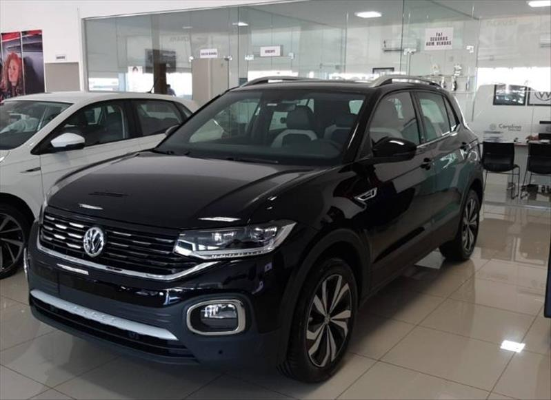 VOLKSWAGEN T-CROSS 1.4 250 TSI Highline 2020/2021