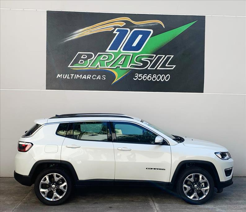 JEEP COMPASS 2.0 16V Longitude 2021/2021