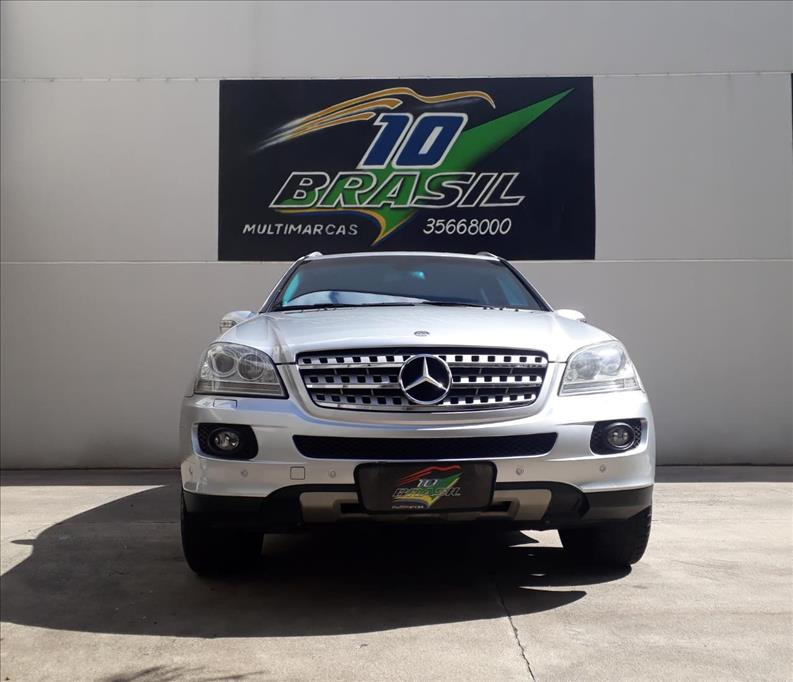 MERCEDES-BENZ ML 350 3.5 4X4 V6 2006/2006