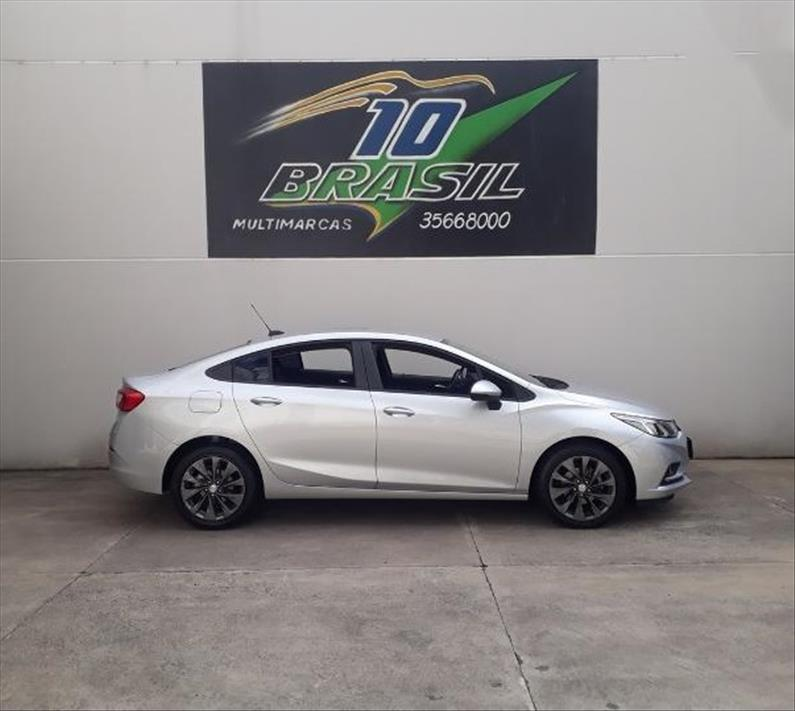 CHEVROLET CRUZE 1.4 Turbo LT 16V 2018/2018