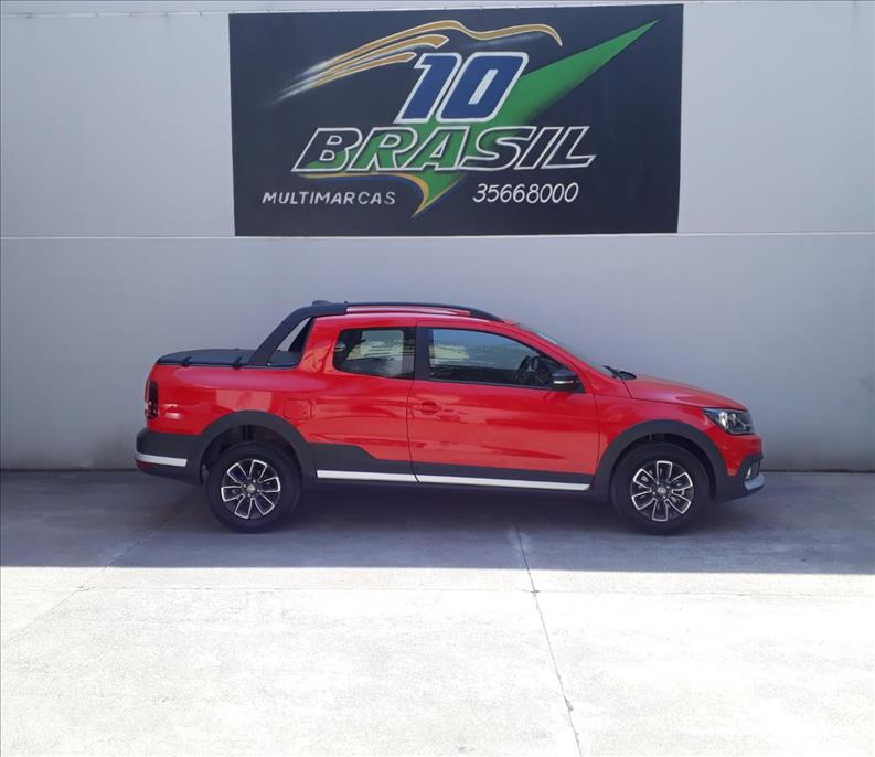 VOLKSWAGEN SAVEIRO 1.6 Cross CD 16V 2021/2022