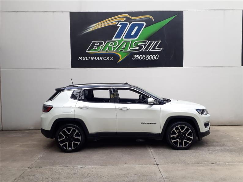 JEEP COMPASS 2.0 16V Limited 2019/2019