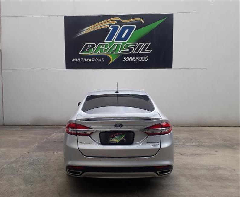 FORD FUSION 2.0 Titanium AWD 16V 2018/2018