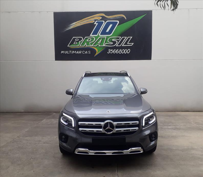 MERCEDES-BENZ GLB 200 1.3 CGI Launch Edition 7g-dct 2020/2021