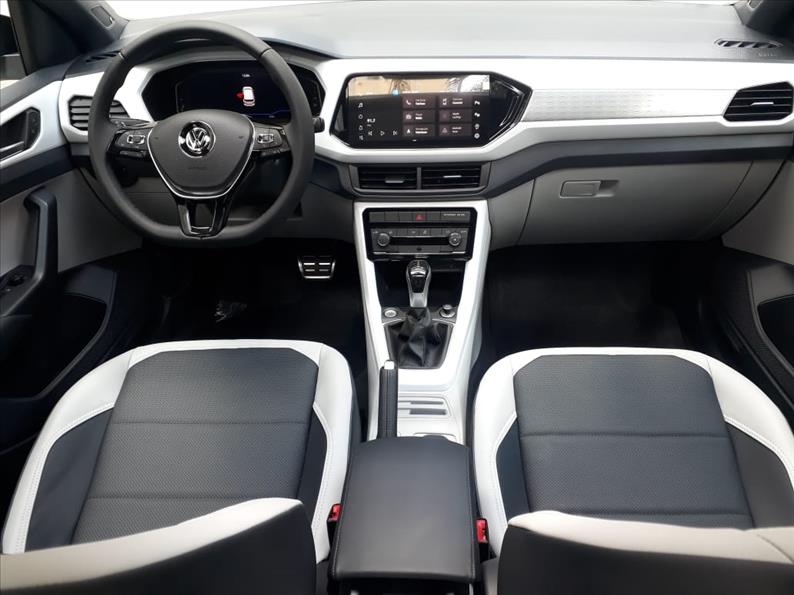 VOLKSWAGEN T-CROSS 1.4 250 TSI Highline 2021/2021