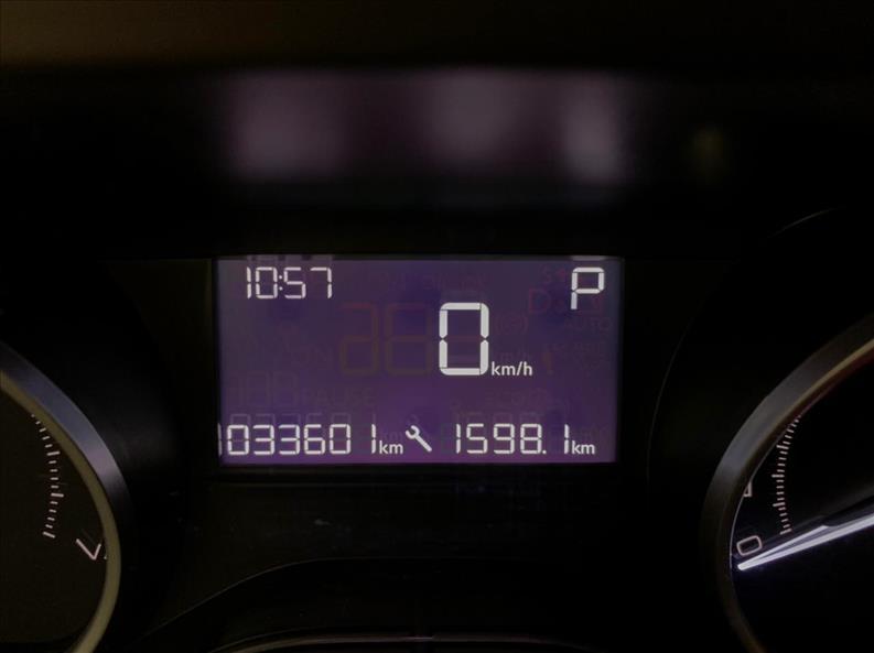 2008   1.6 16V Griffe  -      2017/2018 | 33000 km -      Flex | Vermelho