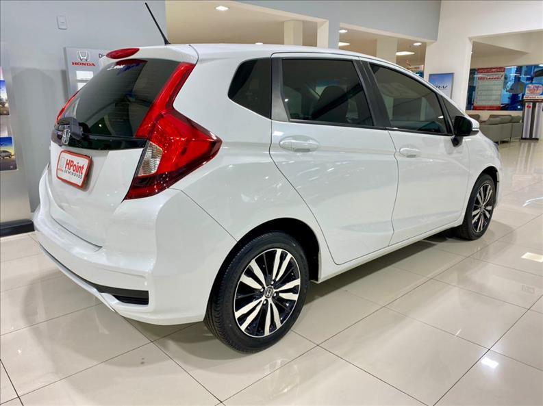 FIT   1.5 EX 16V  -      2019/2020 | 48000 km -      Flex | Branco