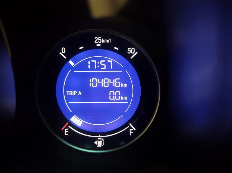 FIT   1.5 EXL 16V  -      2017/2017   104000 km -      Flex   Preto