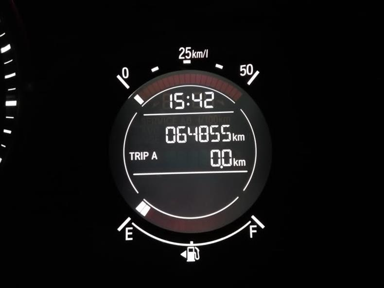 HR-V   1.8 16V LX  -      2016/2017 | 64450 km -      Flex | Branco