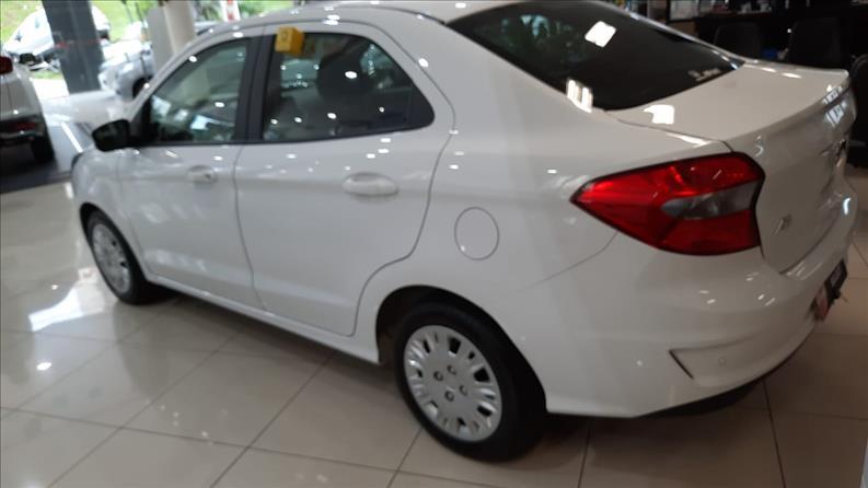 KA   1.5 Ti-vct SE Plus Sedan  -      2020/2020   16496 km -      Flex   Branco